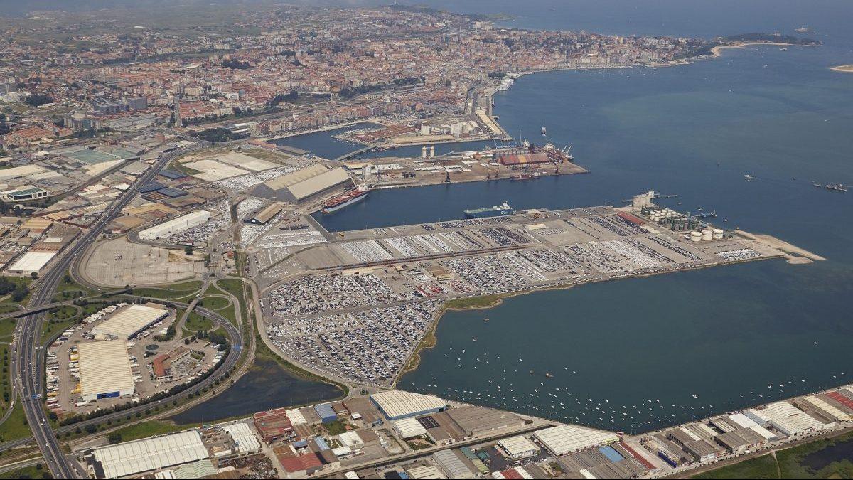 El puerto de Santander instalará un prototipo de plataforma eólica offshore en su zona de fondeo – El Mercantil - El Mercantil