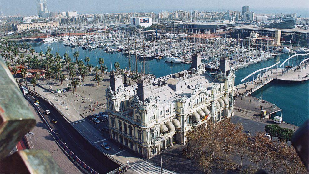 Barcelona acogerá en el Port Vell un museo vinculado al Hermitage de San  Petersburgo – El Mercantil