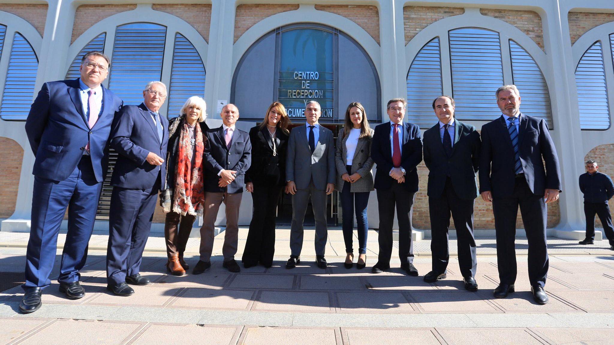 Andalucía coordinará los planes de negocio de sus puertos de interés general - El Mercantil