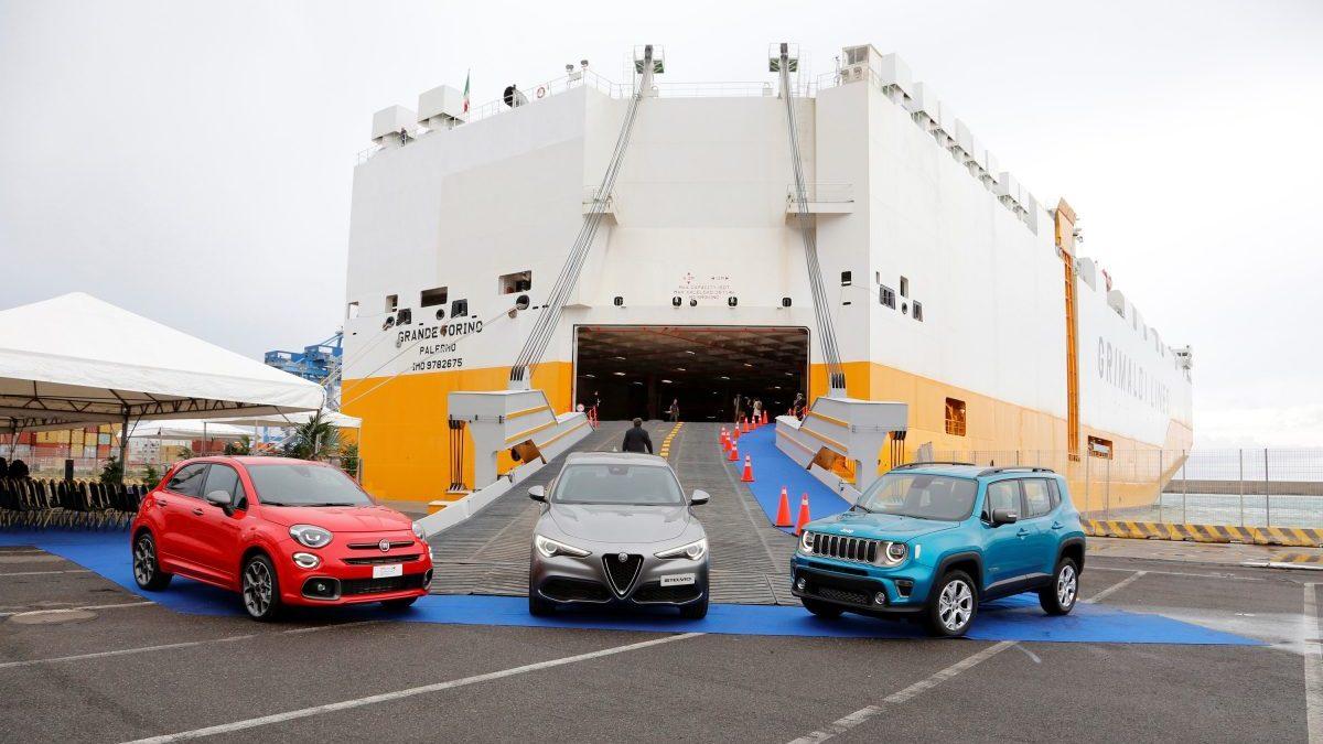 Grimaldi incorpora el 'Grande Torino' en la ruta entre el Mediterráneo y Norteamérica - El Mercantil