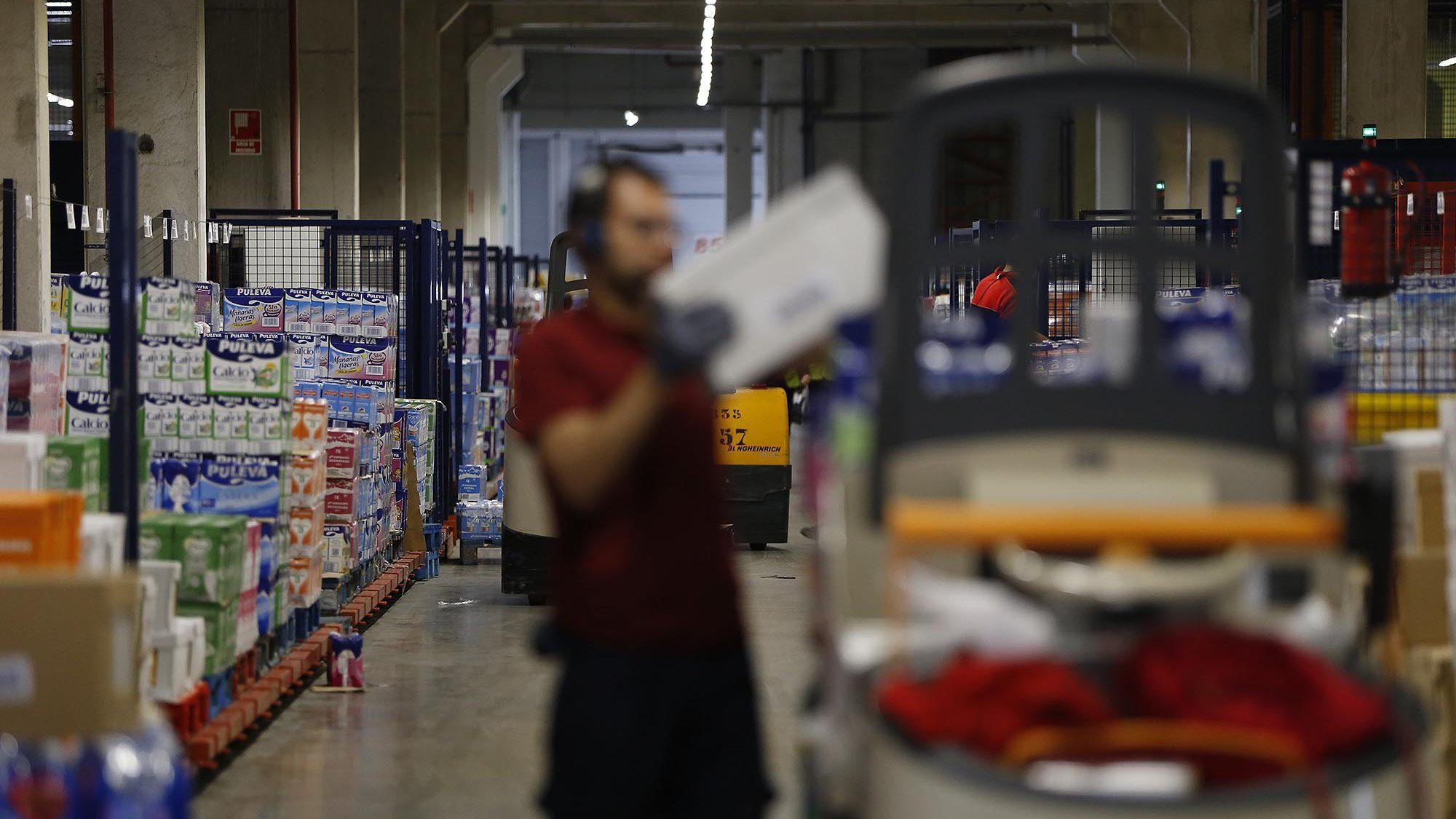 La falta de material sanitario amenaza los flujos logísticos de bienes básicos