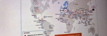 El brote de Covid-19 se transforma en pandemia global