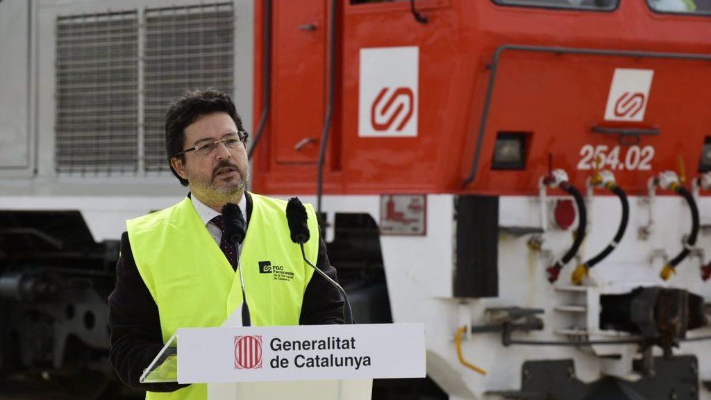 La Generalitat apuesta por el tren como palanca para el desarrollo logístico de Catalunya