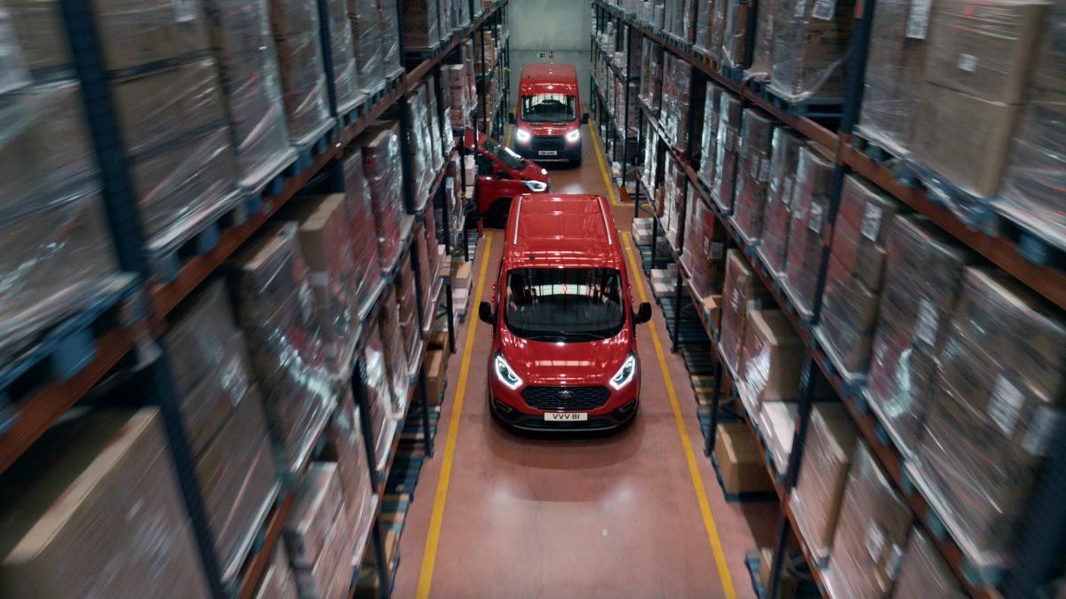 Ford desarrolla un sistema para reducir el tiempo de inactividad de los vehículos comerciales