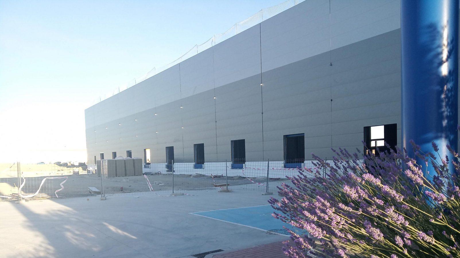 FM Logistic crece en su hub de Illescas para responder al incremento de actividad