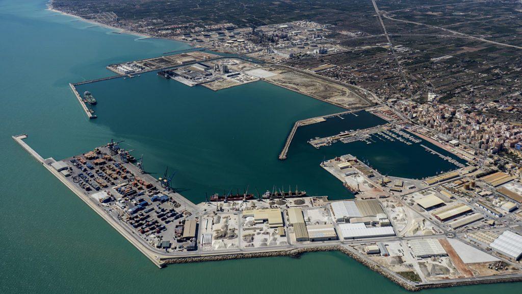 El Gobierno autoriza las obras de la red ferroviaria interna del puerto de Castellón
