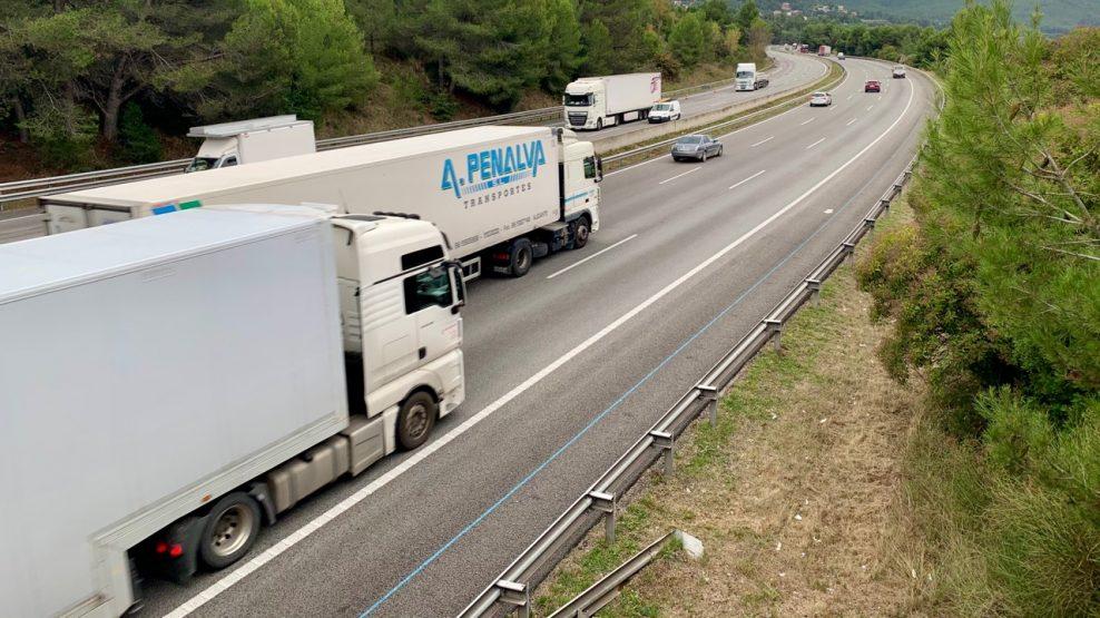El pago por uso gana enteros con la desaparición de más peajes de autopistas en 2021
