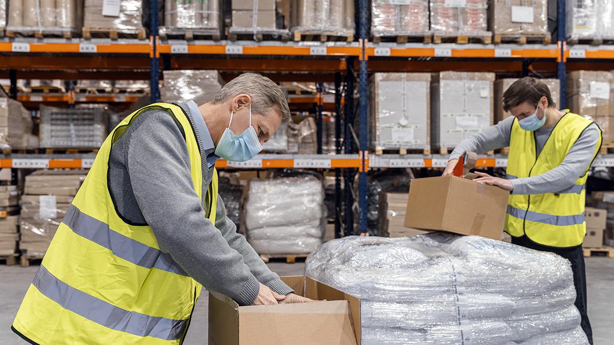 Los operadores logísticos posponen la recuperación del empleo a 2022