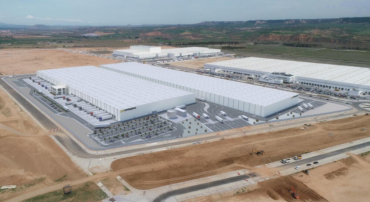 Bankinter compra los activos logísticos de Montepino para ser la mayor socimi del sector