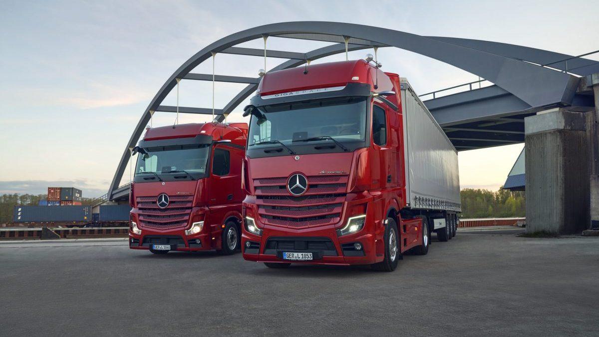 Mercedes-Benz Trucks amplía la gama de su modelo Actros con una versión de mayor tamaño