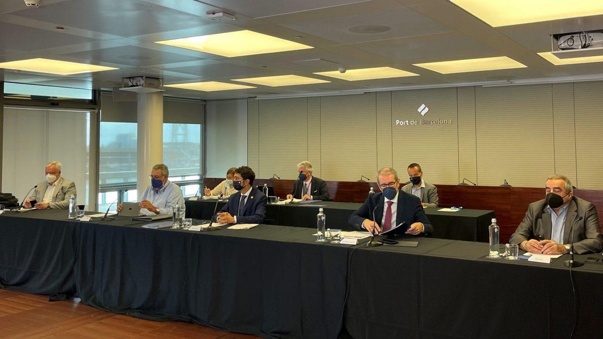 El port de Barcelona avança estratègies per a optimitzar l'ús del ferrocarril