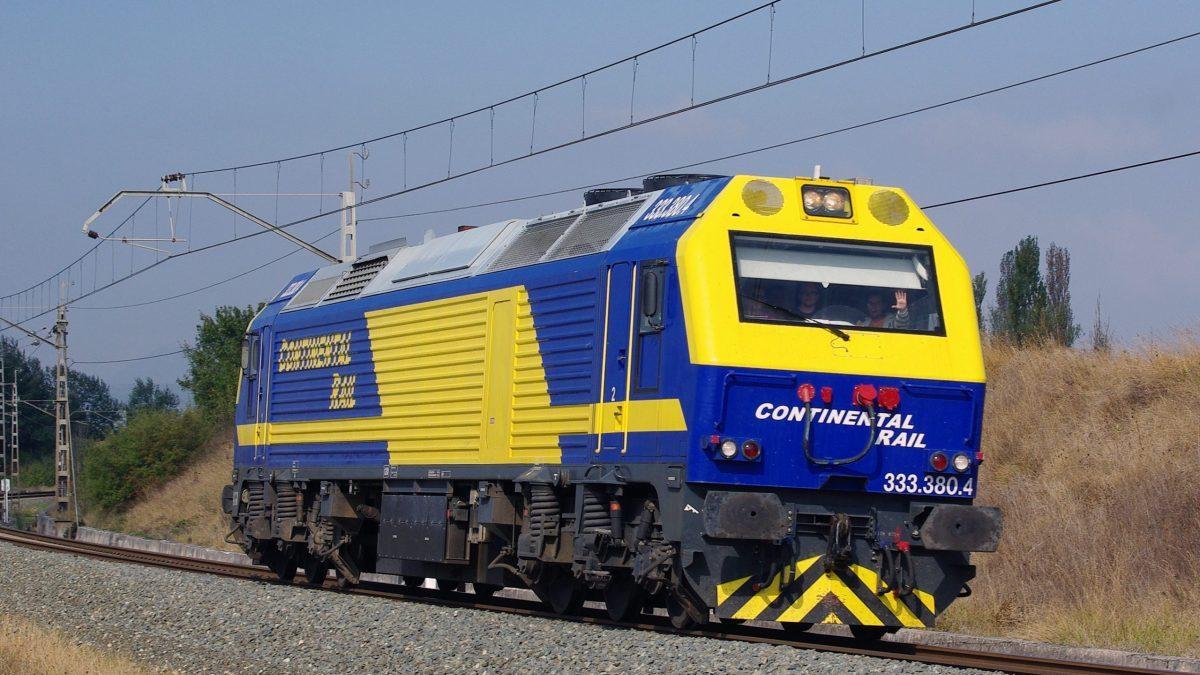 CMA CGM entra de lleno en el negocio ferroviario español con Continental Rail
