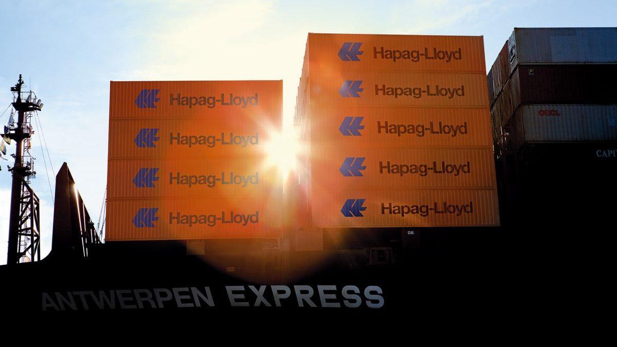 La alta demanda y los fletes empujan los resultados de Hapag-Lloyd hasta junio