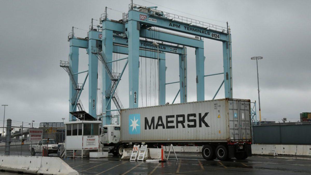 Maersk pone en el punto de mira el comercio electrónico para crecer