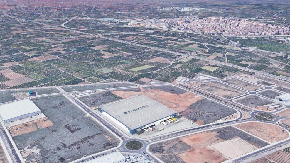 Panattoni adquiere suelo en Alzira para su segundo parque logístico en Valencia