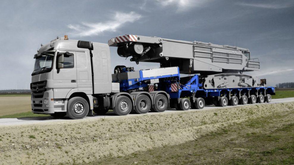 Michelin renueva la gama de neumáticos de camión para uso polivalente
